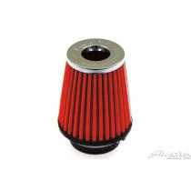 Sport, Direkt levegőszűrő SIMOTA JAU-X12109-05 60-77mm Piros